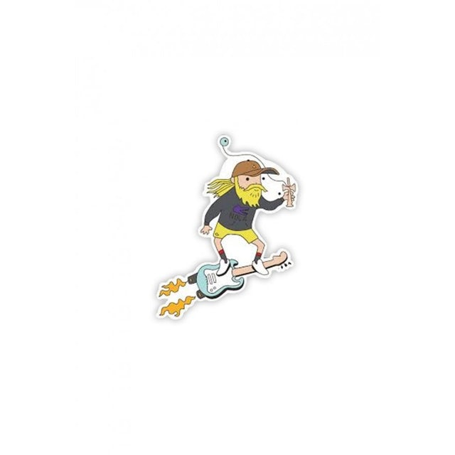 Boogie T Surfin Pin