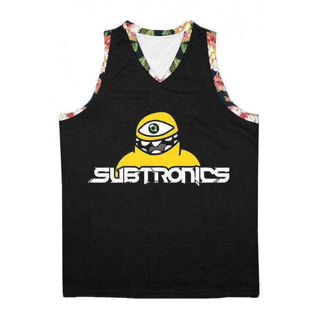 Subtronics Classic Cyclops Basketball Jersey