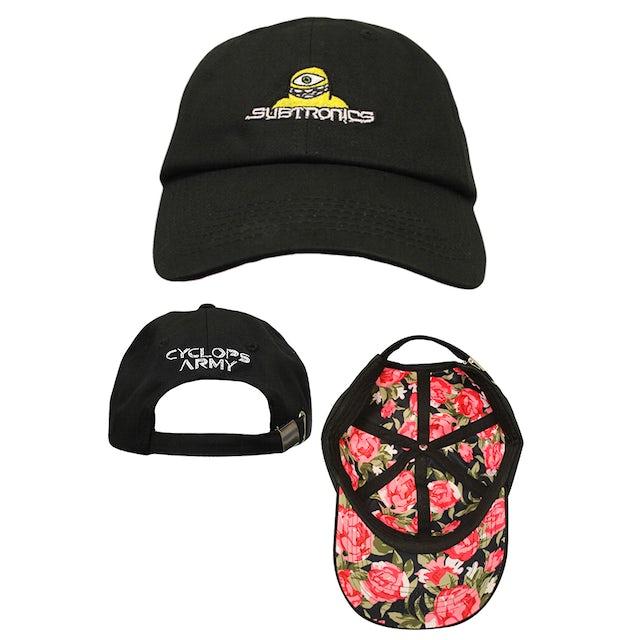 Subtronics Floral Dad Hat
