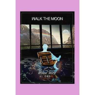 Walk The Moon Winter 2019 Tour Poster