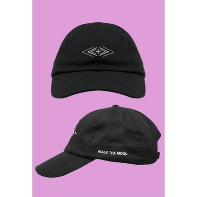 Walk The Moon Logo Dad Hat