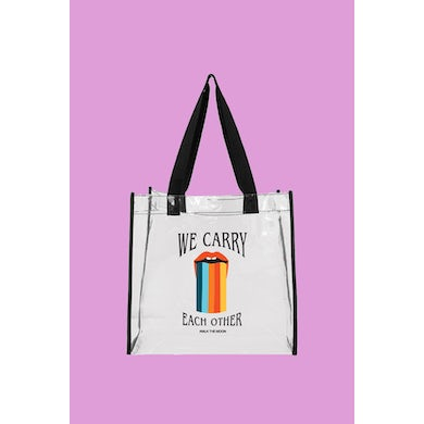 Walk The Moon We Carry Each Other Tote