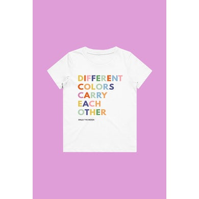 Walk The Moon Different Colors Toddler Tee