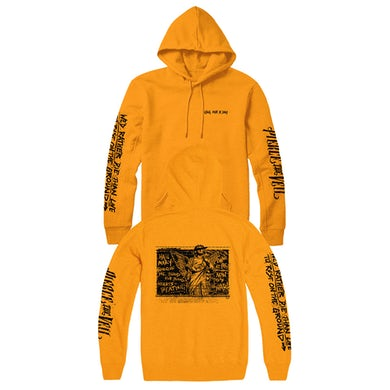 Pierce The Veil King for a Day Angel Hoodie