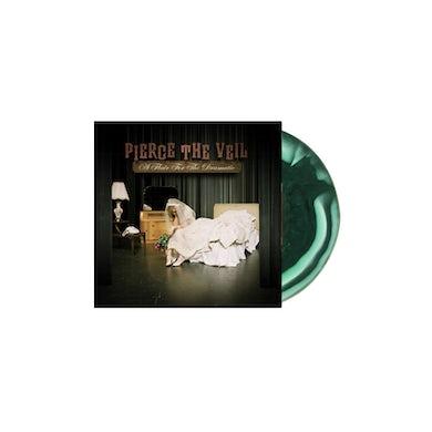 Pierce The Veil A Flair For the Dramatic Vinyl (Flair: Green/White)