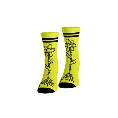 Pierce The Veil Flower Socks