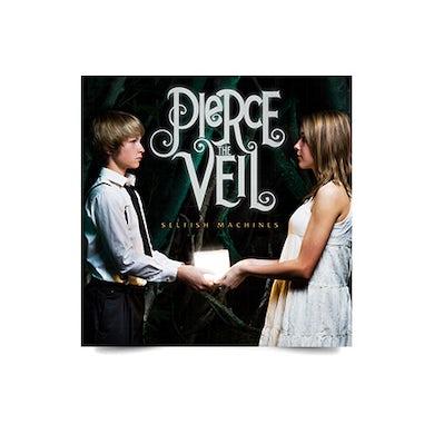 Pierce The Veil Selfish Machines CD