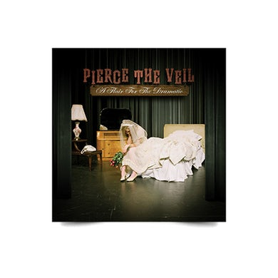 Pierce The Veil A Flair For The Dramatic CD