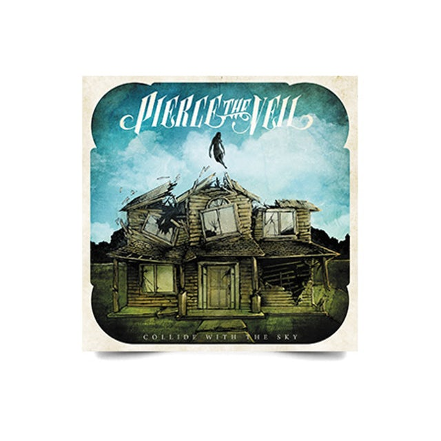 Pierce The Veil Collide With The Sky CD