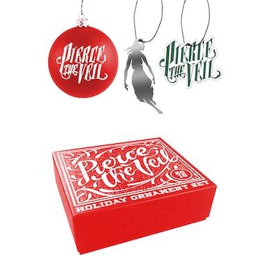 Pierce The Veil Xmas Ornament Set