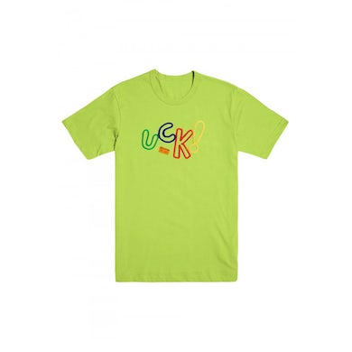 Chris Klemens No F to Give T (Lime)