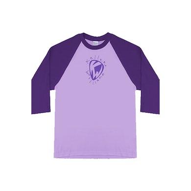 Keller Williams Pick Ladies Baseball Tee (Purple)
