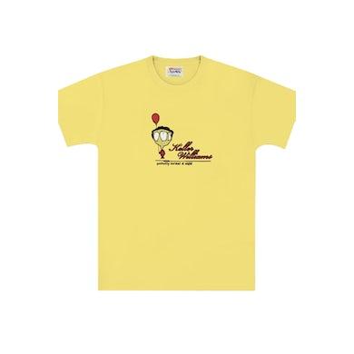 Keller Williams 3 Eyed Kids Tee (Yellow)