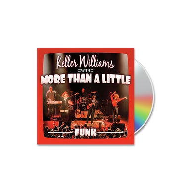 Keller Williams Funk CD