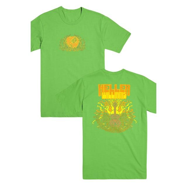 Keller Williams Sun Tee (Green)