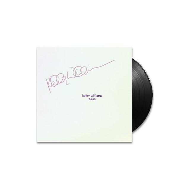 Keller Williams Signed Sans Vinyl