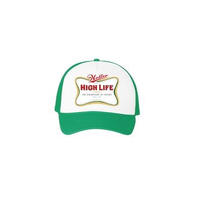 Keller Williams Keller High Life Trucker Hat