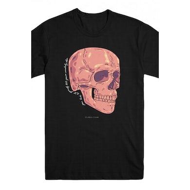 flora cash Skull Tee