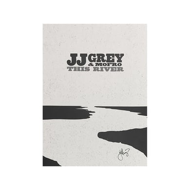 JJ Grey & Mofro SIGNED This River Poster