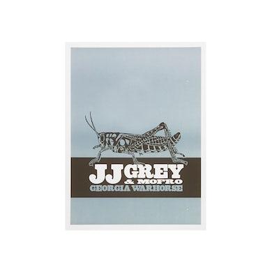 JJ Grey & Mofro Georgia Warhorse Poster