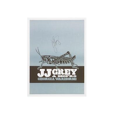 JJ Grey & Mofro SIGNED Georgia Warhorse Poster