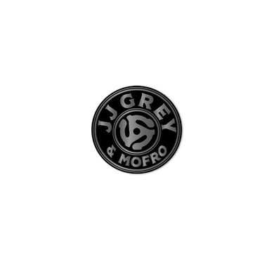 JJ Grey & Mofro 45 Enamel Pin