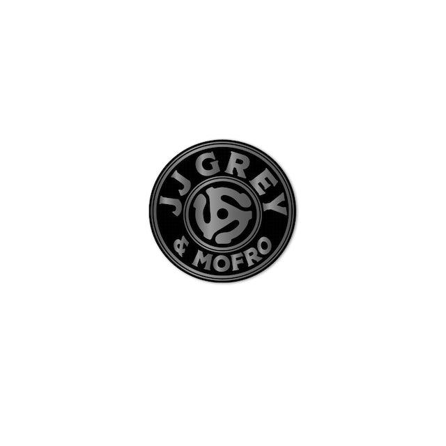 JJ Grey & Mofro 45 Enamel Pin