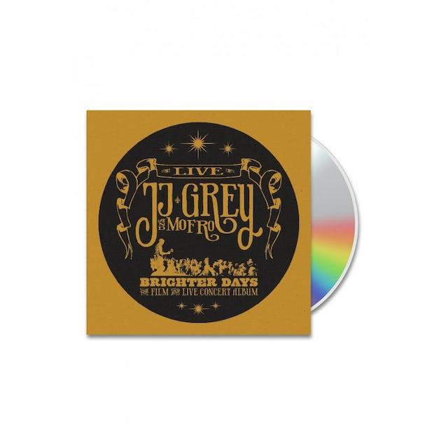 JJ Grey & Mofro Brighter Days CD/DVD