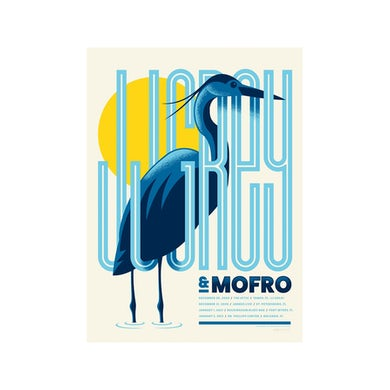 JJ Grey & Mofro NYE 2020 Poster
