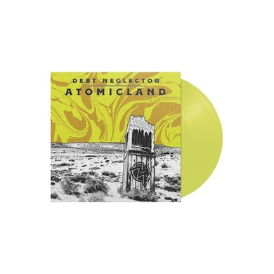 Atomicland LP (Atomic Yellow) (Vinyl)