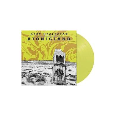 Debt Neglector Atomicland LP (Atomic Yellow) (Vinyl)