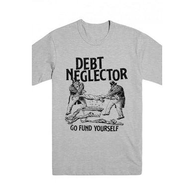 Debt Neglector Wrung Out Tee (Grey)