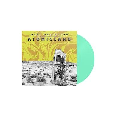 Debt Neglector Atomicland LP (Snot Green) (Vinyl)