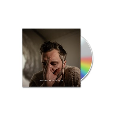 The Tallest Man On Earth I Love You. It's A Fever Dream CD