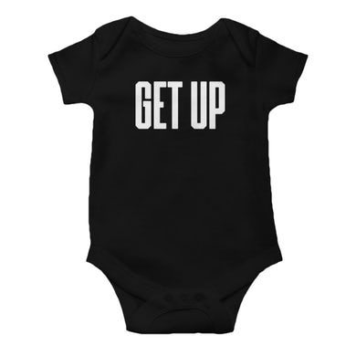 T-Pain GET UP - THE ONLY THING THAT MATTERS - BABY ONESIE - Baby Onesie