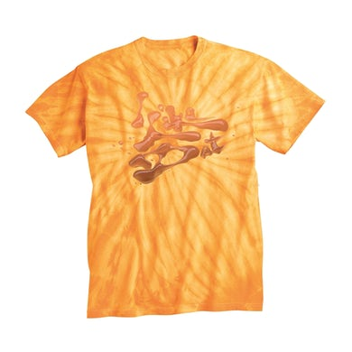 I Like Dat Gold Tie Dye T-Shirt