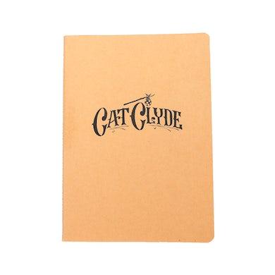 Cat Clyde Notebook