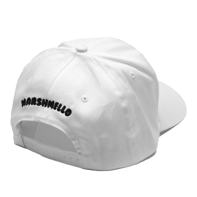 Marshmello Smile Snapback