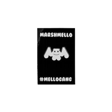 Marshmello Bat Pin