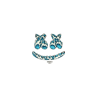 Marshmello Kai Smile Sticker
