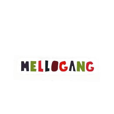Marshmello Mellogang Bar Logo Sticker