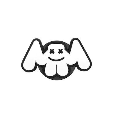 Marshmello Bat Molded Pop Socket