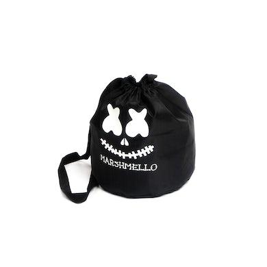 Marshmello Lil Bones Drawstring Tote Bag