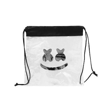 Marshmello Smile PVC Festival Backpack
