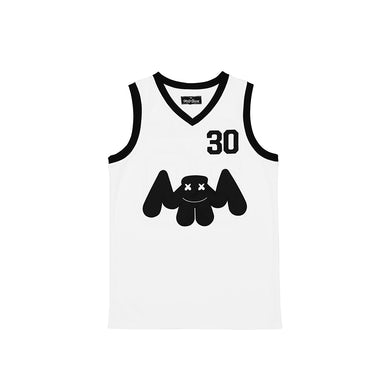Marshmello Post Up Basketball Jersey