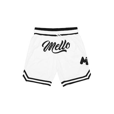 Marshmello Post Up Basketball Shorts