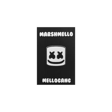Marshmello Mello Helmet Pin