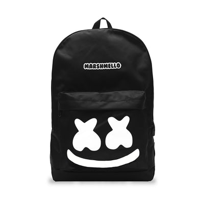 Marshmello Stay in School Backpack