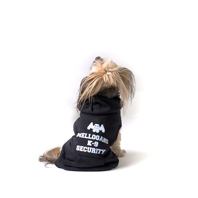 Marshmello K-9 Security Dog Hoodie