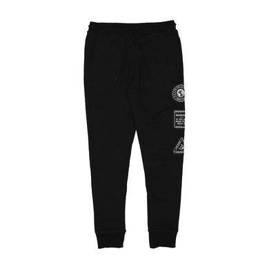 Marshmello Worldwide Patch Terry Sweatpants